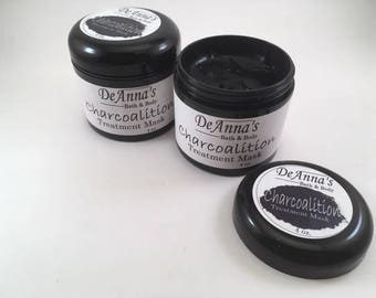 Charcoal Face Mask Charcoalition Cleansing