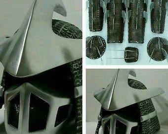 TMNT Shredder Cosplay costume prop