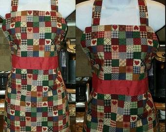 Children's Apron Quilt Pattern