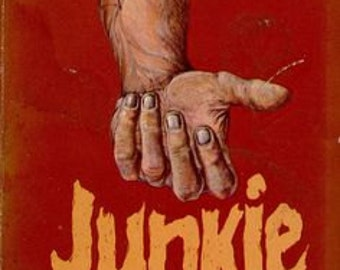 William Burroughs Junkie Book