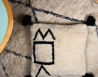 Beni Ouarain cushion