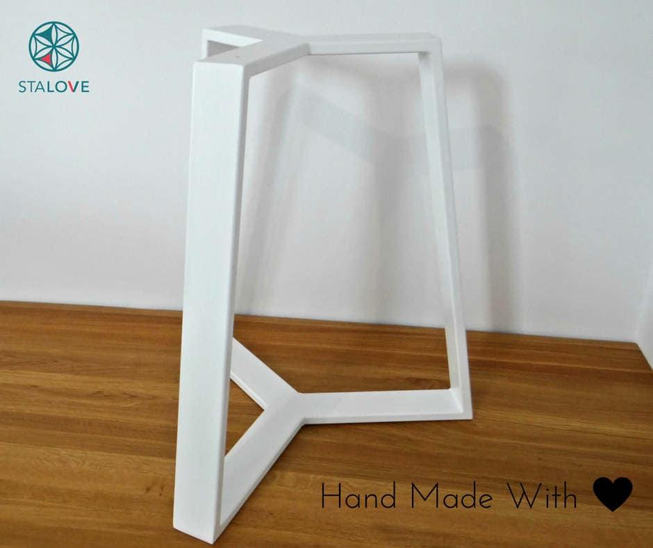 jede farbe 28 stahl tischgestell f r runden tisch. Black Bedroom Furniture Sets. Home Design Ideas