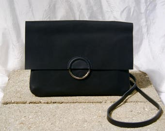 Zodiac Leather Handbag
