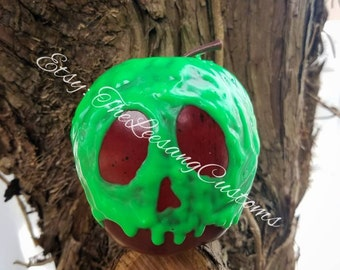 Snow White Inspired Poison apple