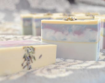 Lavender and Jasmine Soap