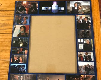 Doctor Who Frame 12th doctor