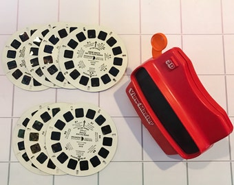 Disney Viewfinder - Original plus Stereo Reels - 1990s