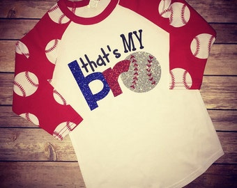 Baseball Sister, Baseball Sister Shirt, Baseball Sister Outfit, Girl Basebal Outfit, That's My Bro, Baseball Brother, Baseball Brother Shirt