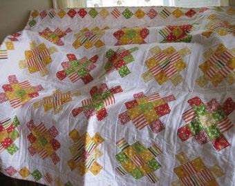 Prairie Patchwork Quilt
