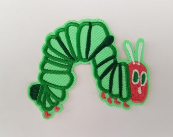 The very Hungry Caterpillar Brand new iron on Sew on Patch Embroidered transfer