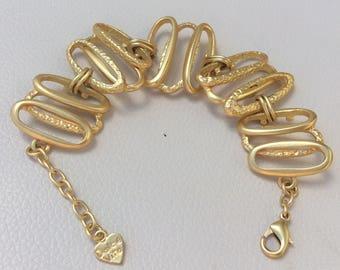Dolce Vita Paris Gold Tone Bracelet.