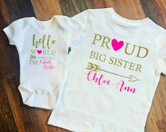 amazon cheap prices exclusive deals big sister little sister shirts for adults