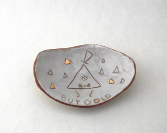 Bill Cipher Ring Dish