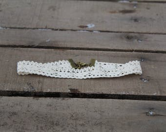 Crochet Knit Choker