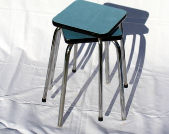 Pair of stools Formica