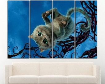 cheshire cat decor   etsy