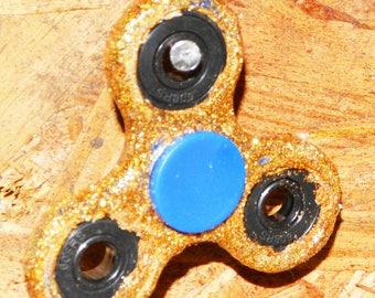 RARE Gold fidget spinners