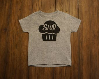Stud Muffin - Infant/Toddler Tee