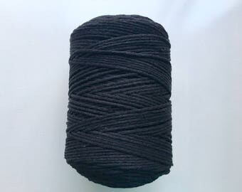 Cotton Yarn 5mm (1 kg and 450m) for Crochet and Macrame