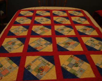 Let my quilts wrap your little one in love