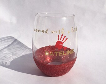 Unwind with a little dateline glass