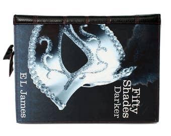 "15"" Macbook Pro Retina 50 Shades Darker Book EL James  Case Sleeve Macbook 15 sleeve Macbook 15 in case Macbook 15 Retina case Macbook 15"