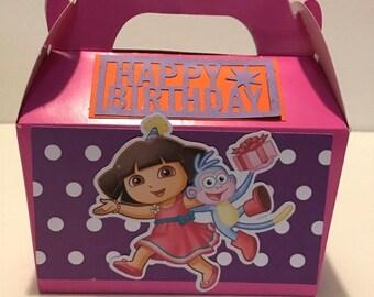 Dora the explorer mini gable box