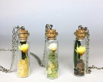 Harmony Crystal Necklaces