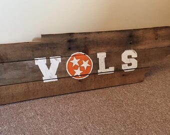 Tennessee VOLS Wall Hanging