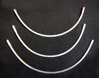 Demi-Underwires 38D - One Pair - Bra Making Supplies