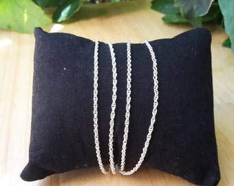 925 Sterling Silver Chain Necklaces
