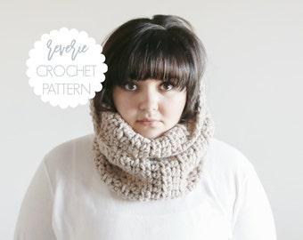 PATTERN | Reverie Handmade Chunky Crochet Short Cowl | THE CORK