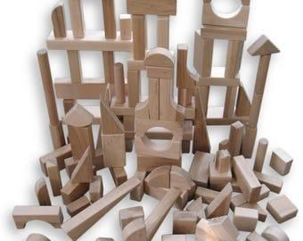SPECIAL SHAPES 120 Piece Block Set