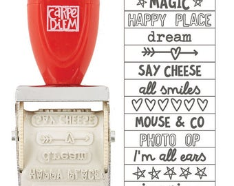 Roller Stamp - Say Cheese III - Simple Stories