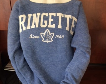 Bella Canvas Ringette Sweatshirt