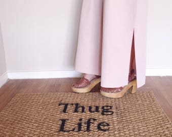 Thuggin4lyyffe doormat