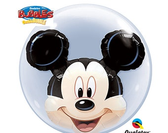 Mickey Mouse Double Bubble 24""
