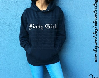 CYBER MONDAY SALE Baby Girl Hoodie