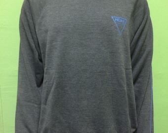 90s NCAA DESCENTE SWEATSHIRTS with small logo
