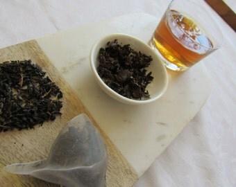 Darjeeling Tea, Tea Pyramids, Loose Tea, Quality Tea, Indian Tea, Finest Tea, Gift, InfiniTeas