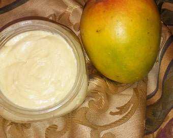 8oz mango papaya whipped shea butter