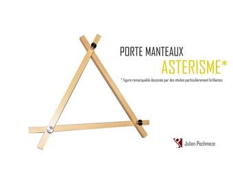 ASTERISM *, Scandinavian design rack