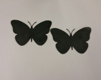 Butterfly metal art, butterfly decor, butterfly wall art