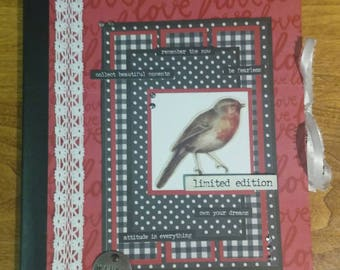 Decorated Composition Book