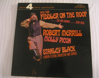 Fiddler On The Roof Etsy