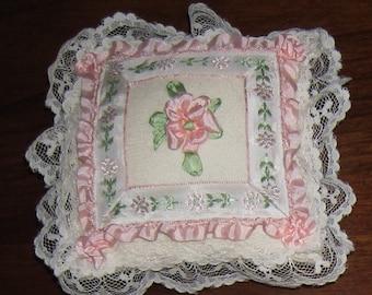 Victorian Pin cushion