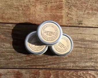 Vanilla Honey Bees Lip Balm