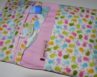 Diaper bag diaper bag Basic - 3 compartments
