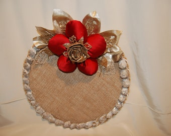 Christmas decoration, table, wall or tray