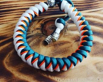 Paracord bracelet Irishman